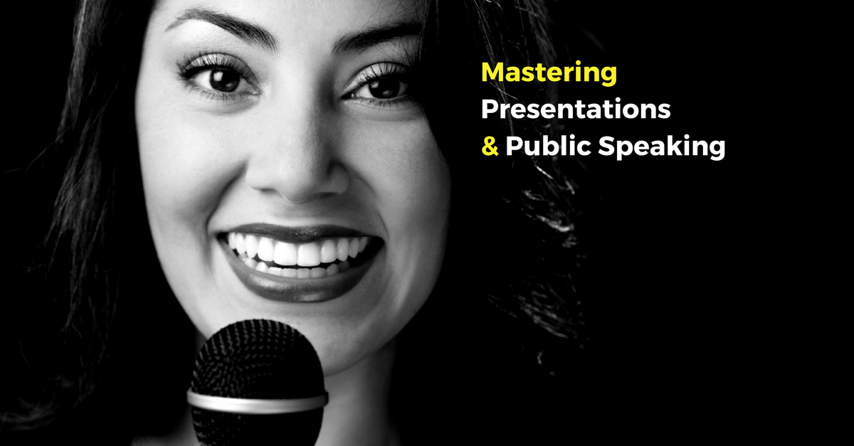 Trinidad Public Speaking and Presentation Skills Training